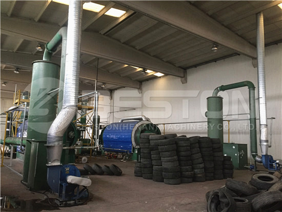 Tyre Pyrolysis Plant Archives -
